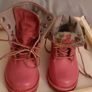 Toddler/Girls Boots size7